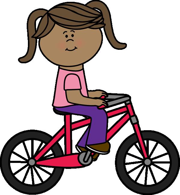 600x650 Bicycle Clip Art