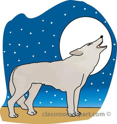 378x400 Wolf Clip Art