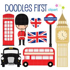 236x236 Londra Icone Clipart Cities Travel Art Google