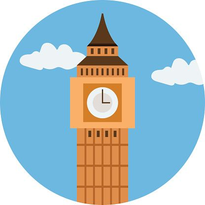 416x416 Projects Inspiration Big Ben Clipart Drawings Of Cartoon K10797264