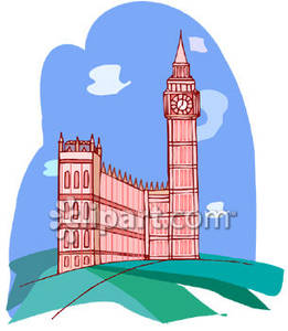 261x300 Westminster Palace And Big Ben Tower