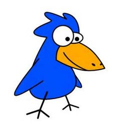Big Bird Clipart