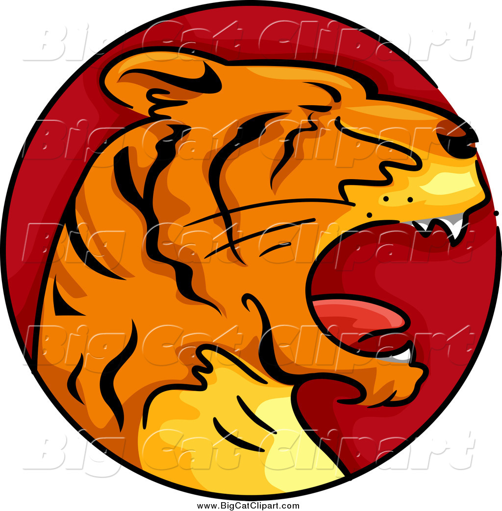 1024x1044 Big Cat Clipart Chinese Tiger