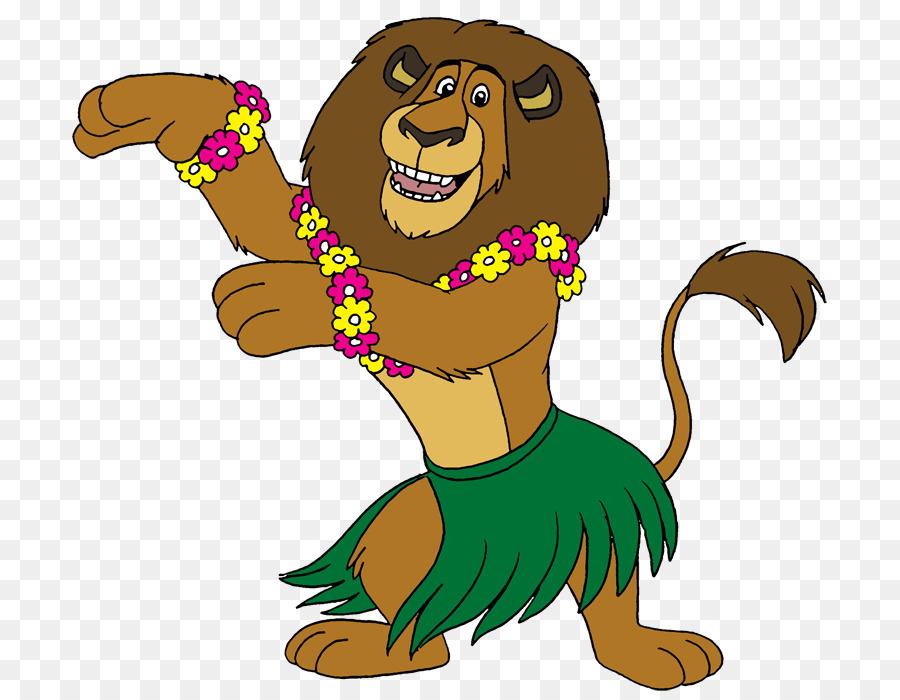 900x700 Hawaii Hula Dance Cartoon Clip Art