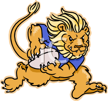 350x326 Royalty Free Lion Clip Art, Big Cat Clipart