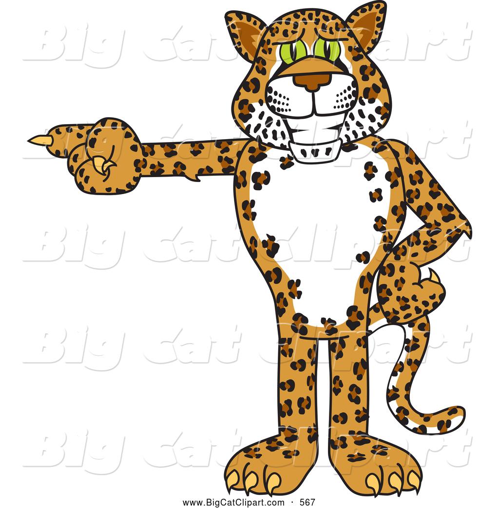 1024x1044 Big Cat Cartoon Vector Clipart Clipart Panda