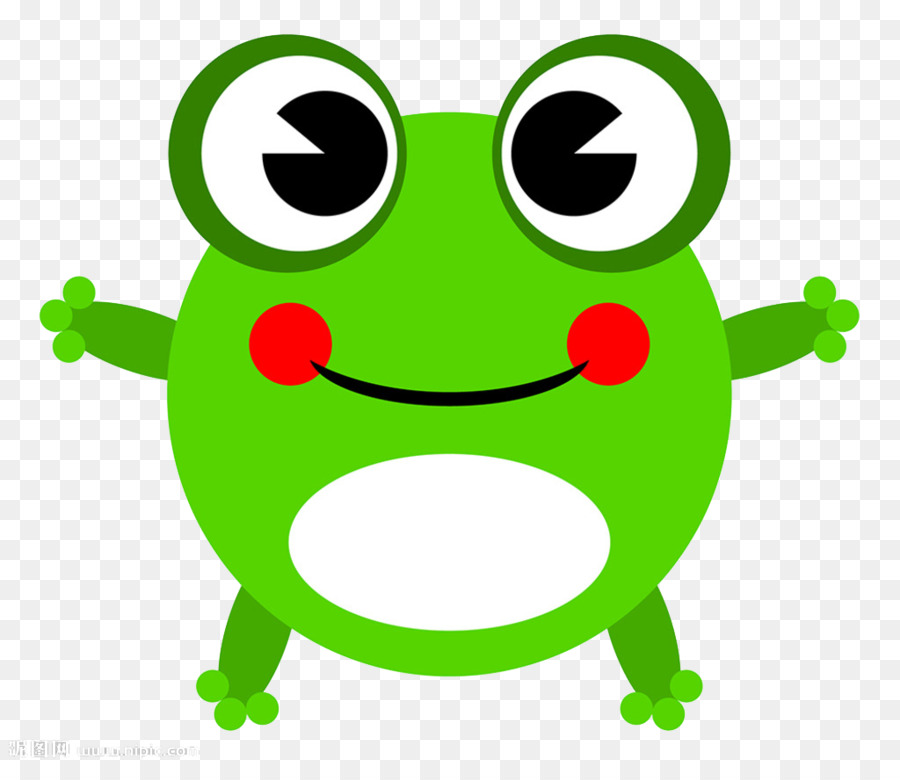 900x780 Frog Cartoon Animation Clip Art
