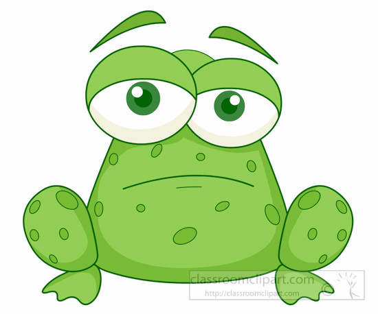 550x458 Green Eyes Clipart Frog Eye