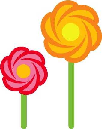 340x429 Flower Clip Art