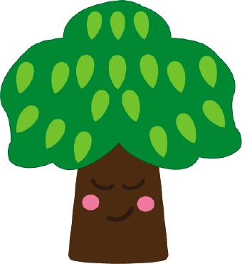 340x371 Tree Clip Art