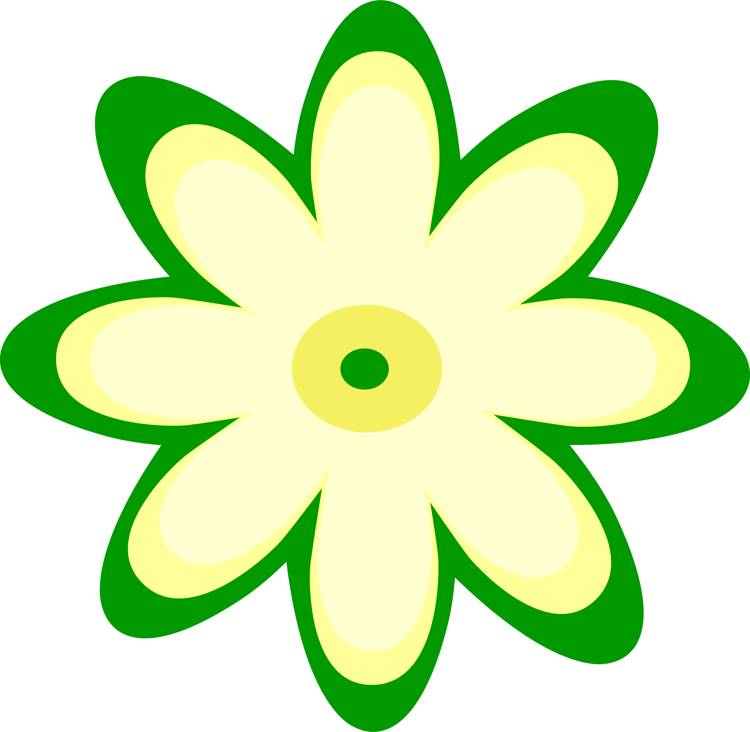 Big Flower Clipart At Getdrawings Free For Personal Use Big
