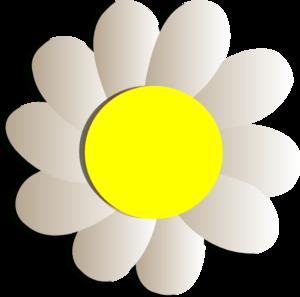 300x297 Big Flower Clip Art