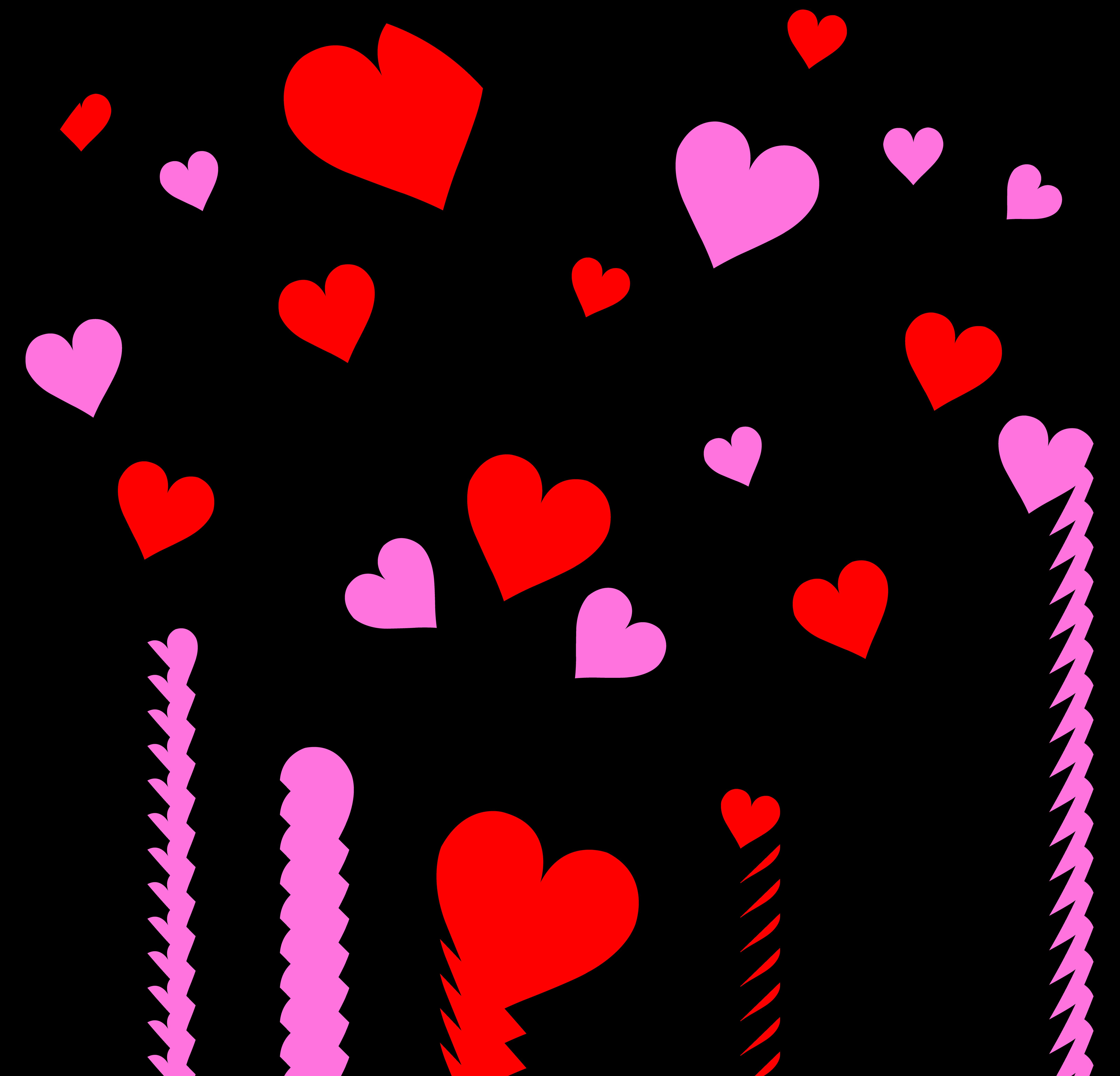 6516x6261 Clipart Love Heart Clipart Panda