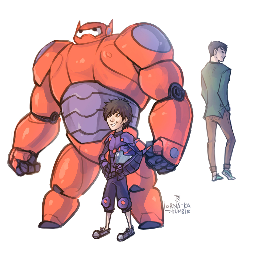 1005x1000 Big Hero 6