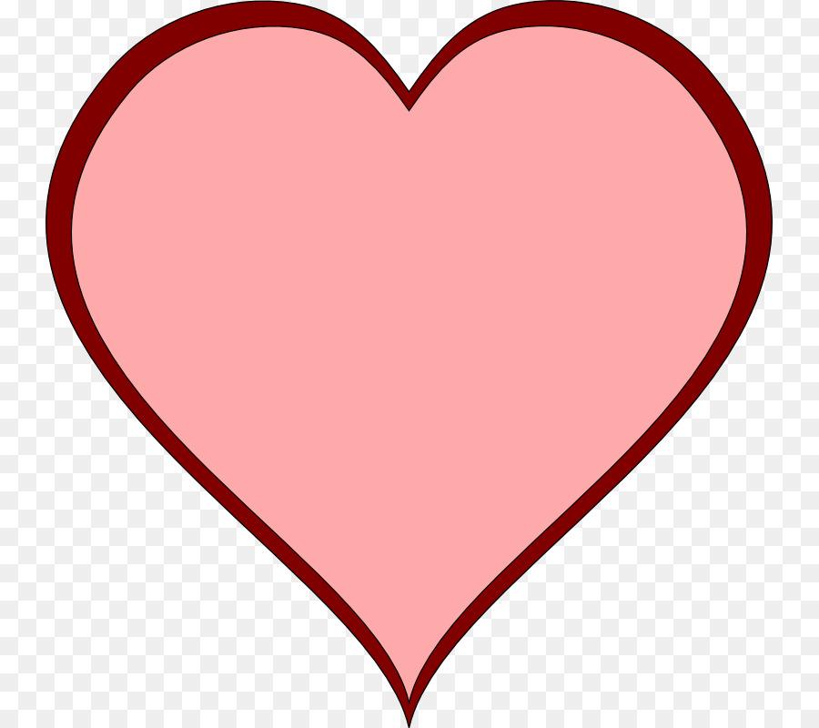 900x800 Heart Favicon Red Clip Art