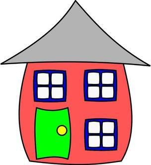 Big House Clipart