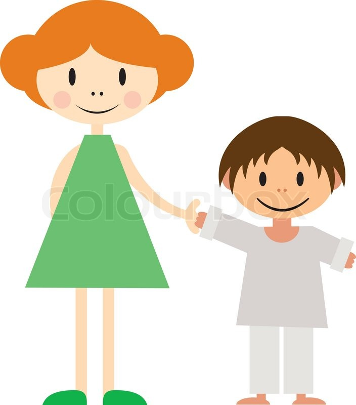 704x800 Collection Of Younger Brother Clipart High Quality, Free