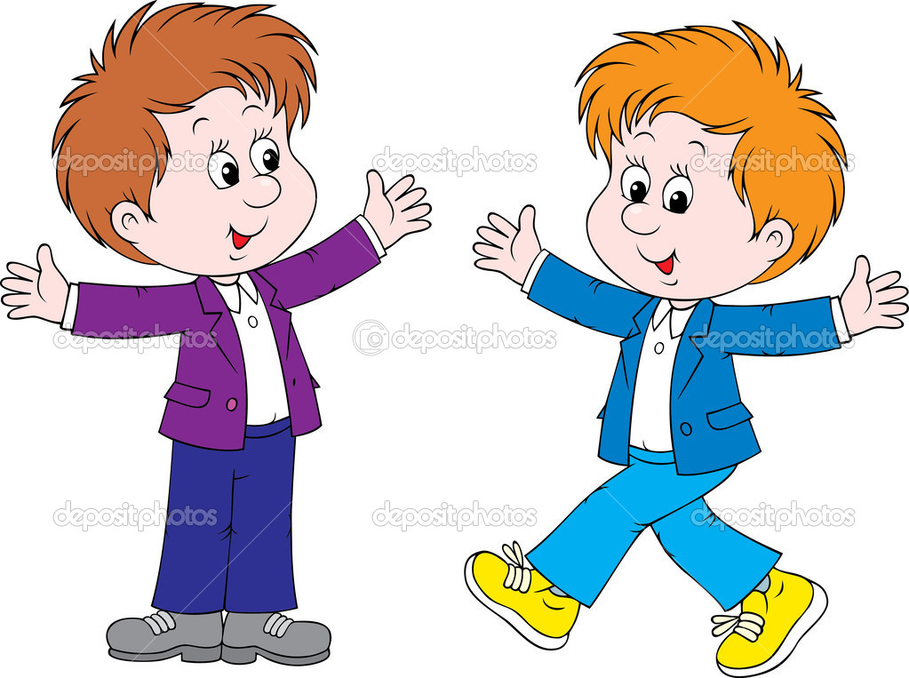 1023x763 Hello! Clipart Brother And Sister