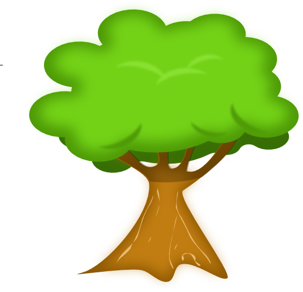 600x578 Flo Xpress Large Tree Clip Art
