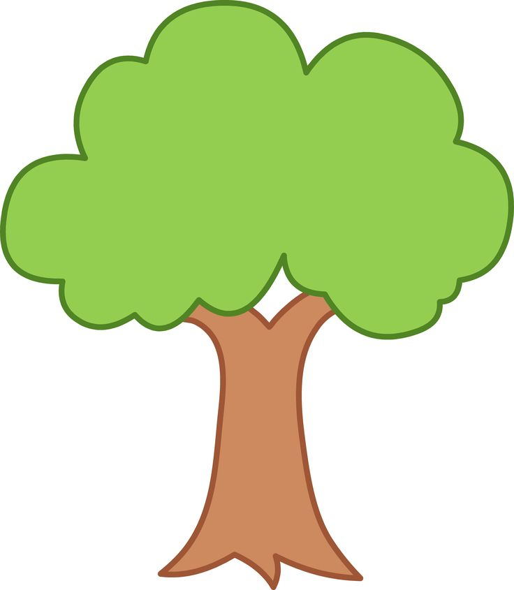 736x845 Startling Cartoon Picture Of A Tree Png Free Download Best