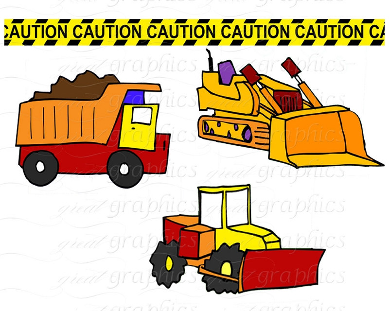 800x640 Construction Truck Clipart