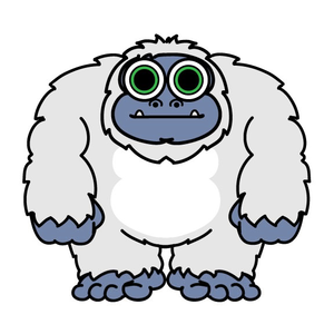 300x300 Bigfoot Images Clipart Free Images