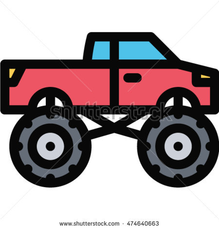 450x470 Car Clipart Bigfoot Free Collection Download And Share Car