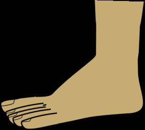 299x267 Redoubtable Foot Clipart Clip Art At Clker Com Vector Online
