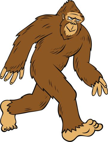 bigfoot clipart at getdrawings com free for personal use bigfoot rh getdrawings com bigfoot footprint clipart bigfoot clip art free