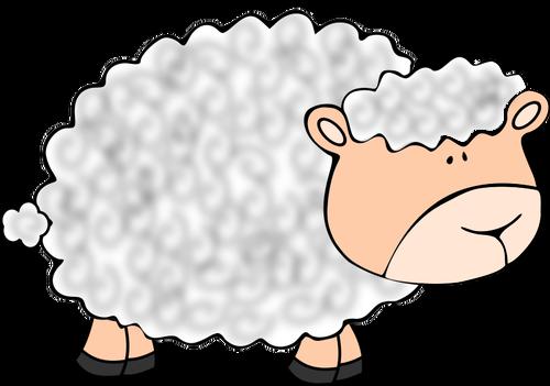 500x351 120 Sheep Free Clipart Public Domain Vectors