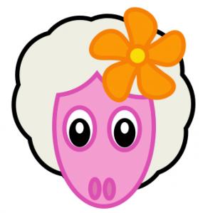 285x300 Sheep 2 Clip Art Download