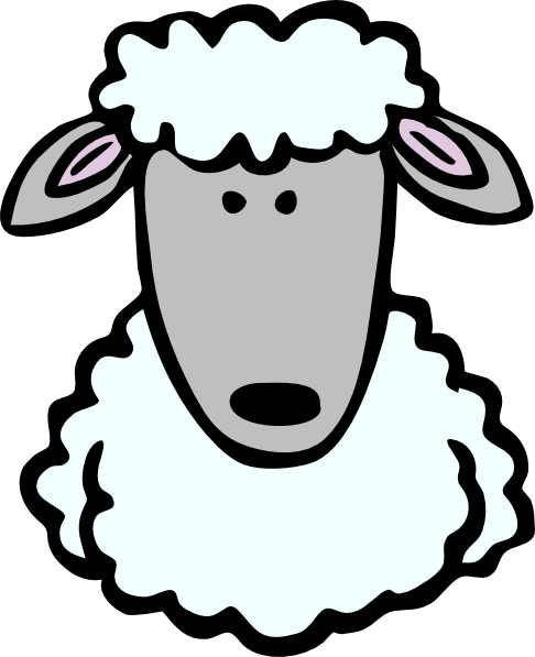 486x597 Best Photos Of Sheep Head Drawing