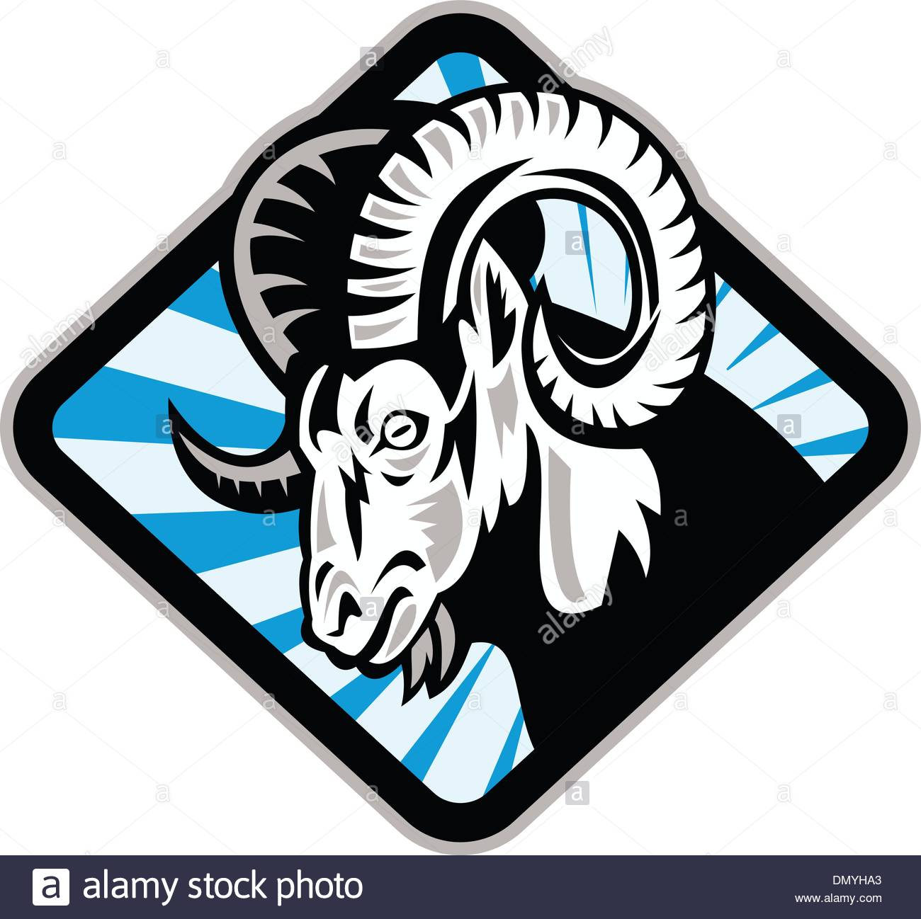 1300x1298 Bighorn Stock Vector Images