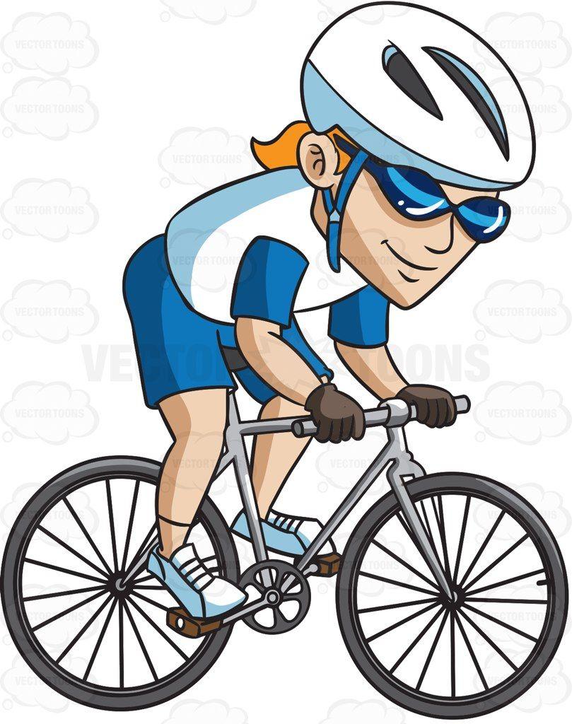 809x1024 A Man Riding A Mountain Bike