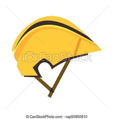 450x470 Bicycle Helmet Vector Illustration Protective Wear Crash Vector