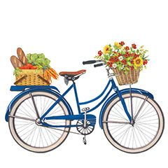 Bike Riding Clipart