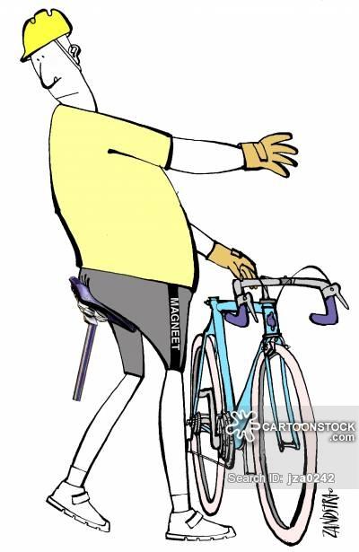 400x615 Mountain Bike Cartoons And Comics