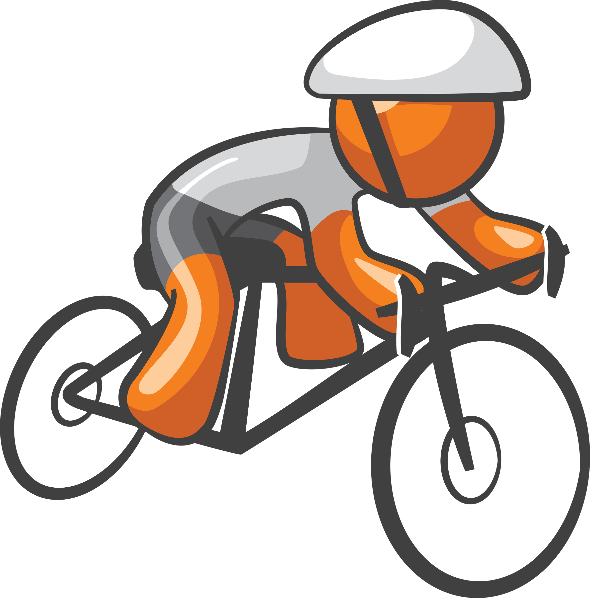 Bike Riding Clipart At GetDrawings