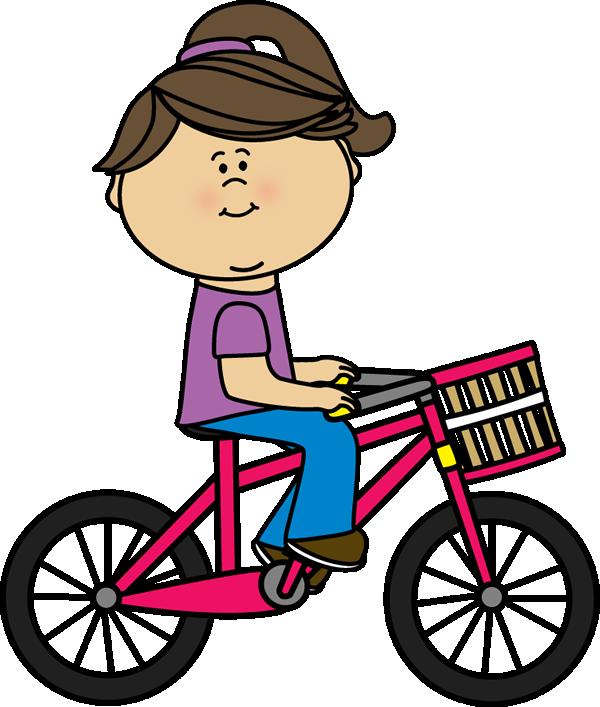 600x707 Bicycle Clip Art