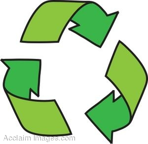 300x291 Recycling Clip Art Clipartlook