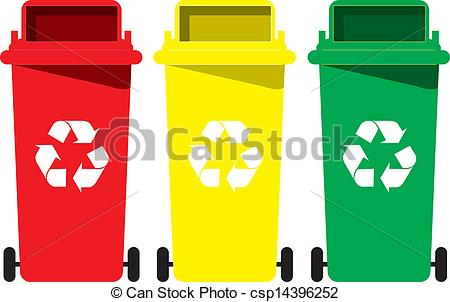 450x302 Paper Recycling Bin Clip Art
