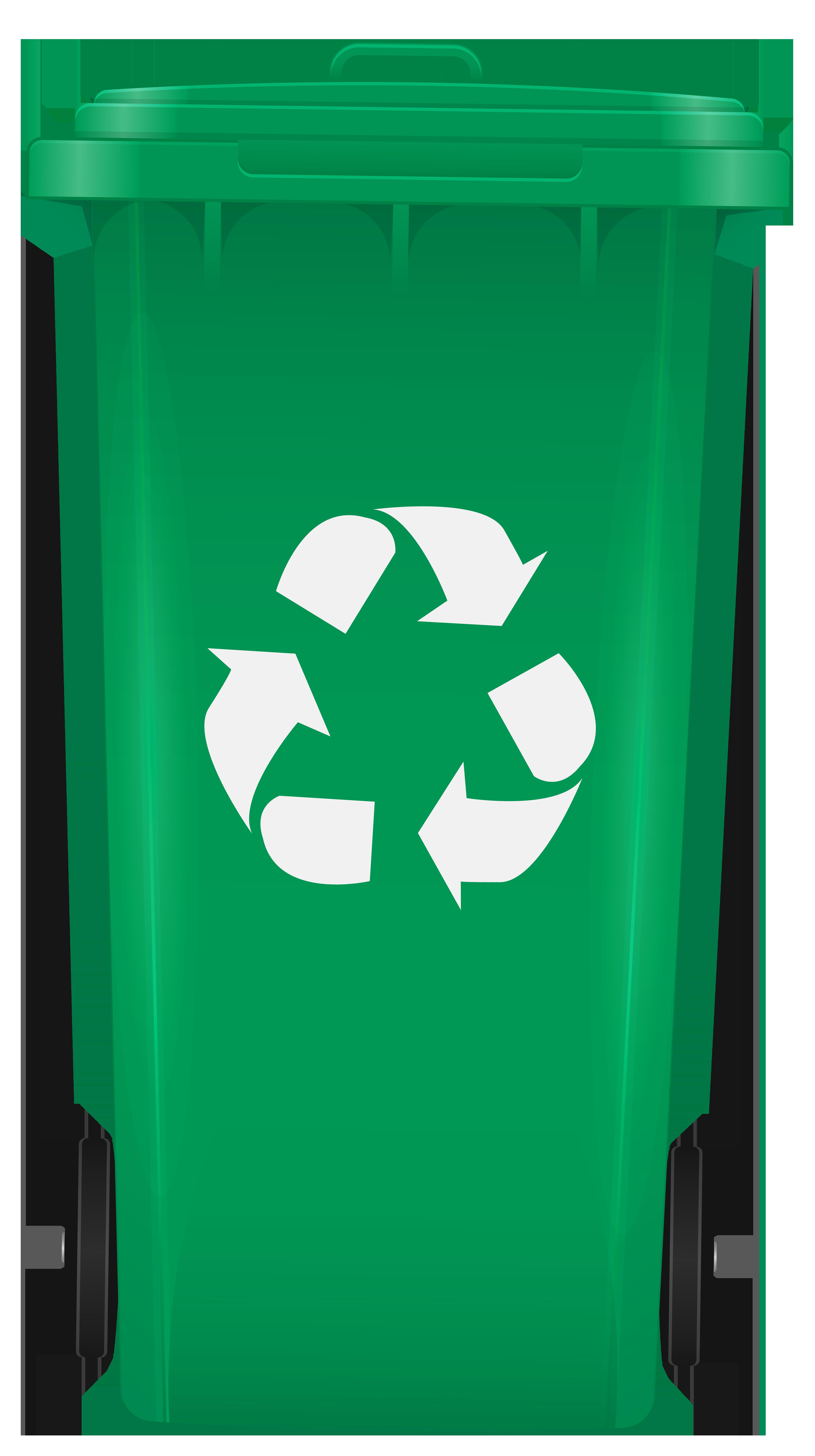 4481x8000 Recycling Bin Png Clip Art