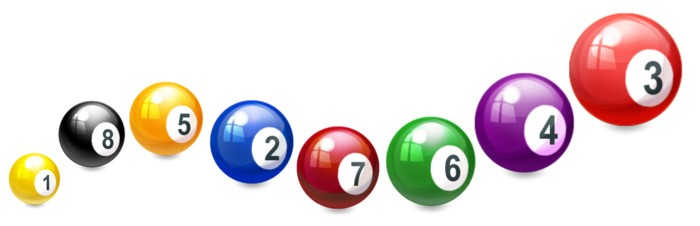 700x226 Bingo Balls Clipart Group