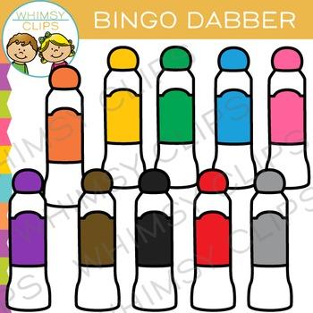 350x350 Bingo Dabber Clip Art Teaching Resources Teachers Pay Teachers