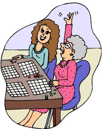 351x437 Bingo Clip Art 9