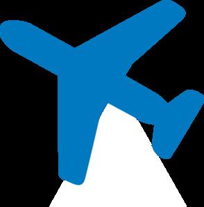 294x298 Blur Clipart Biplane