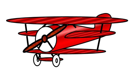 565x307 Cliparts Plane Ride