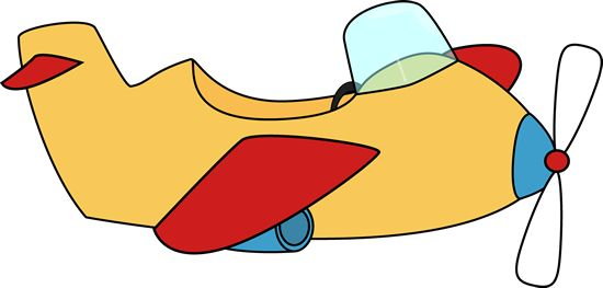 550x263 Image Of Biplane Clipart