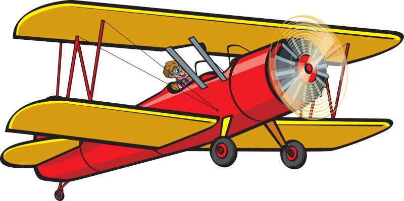 800x399 Plane Clipart