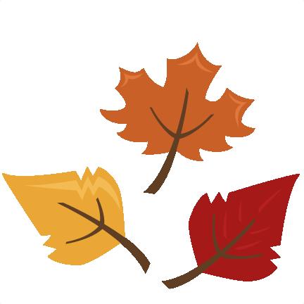 432x432 Clip Art Leaves